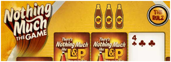 L&P - Nothing Much Game