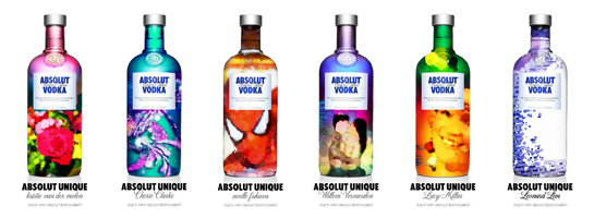 Absolut Unique - Facebook