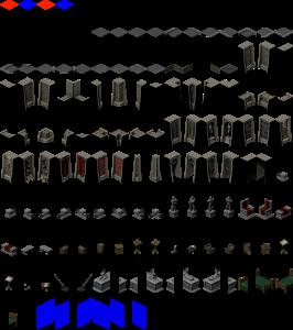 flare dungeon spritesheet